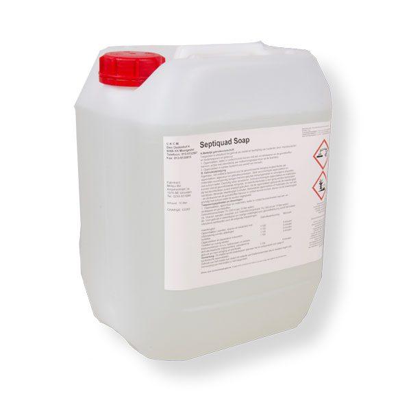 Septiquad Soap